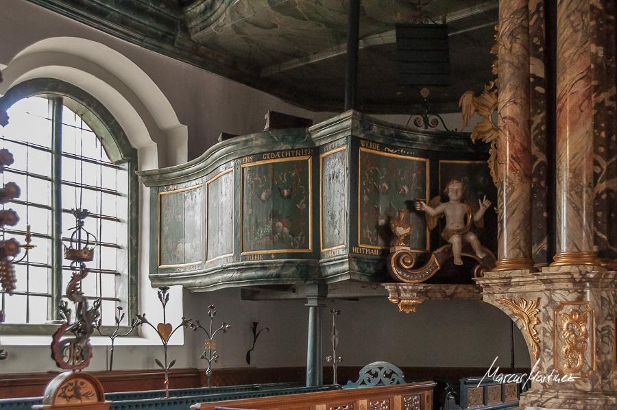 Kirche in Altengamme