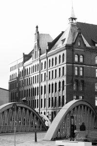 Ein schönes Motiv: Die Speicherstadt in der Hamburger Hafencity