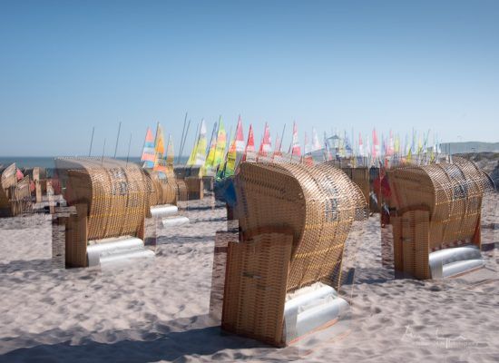 Am Strand vo Grömitz