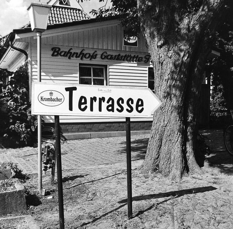Bahnhof Fünfhausen Vierlande